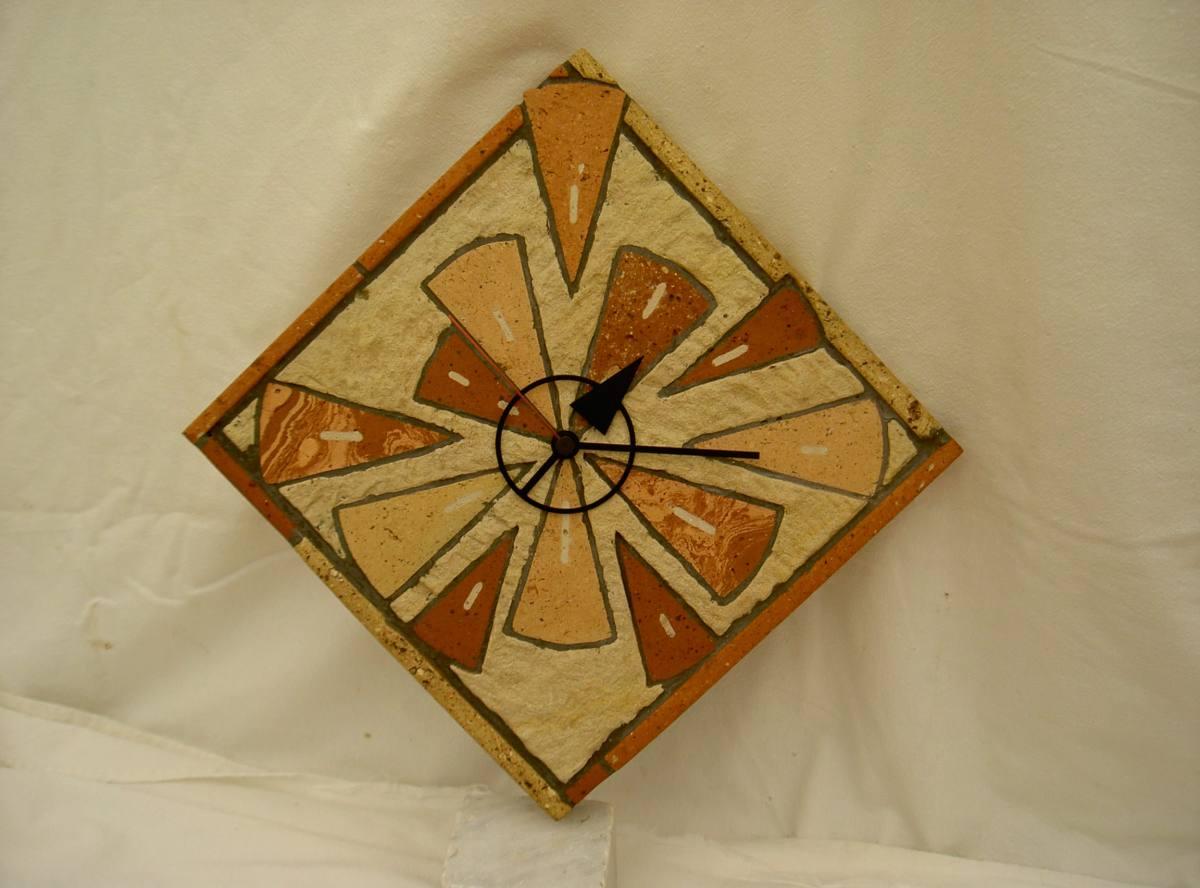orologio triangoli