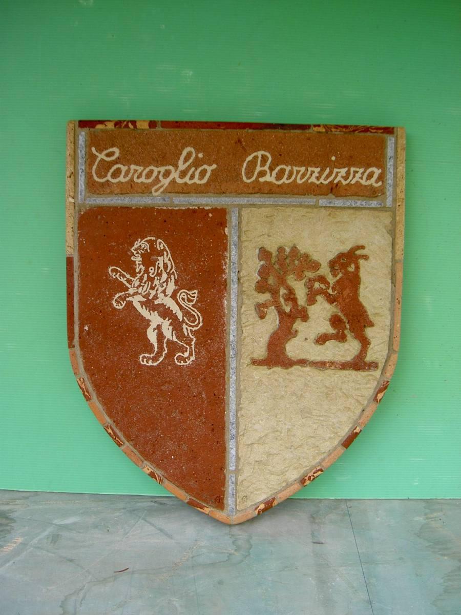 stemma con simboli araldici