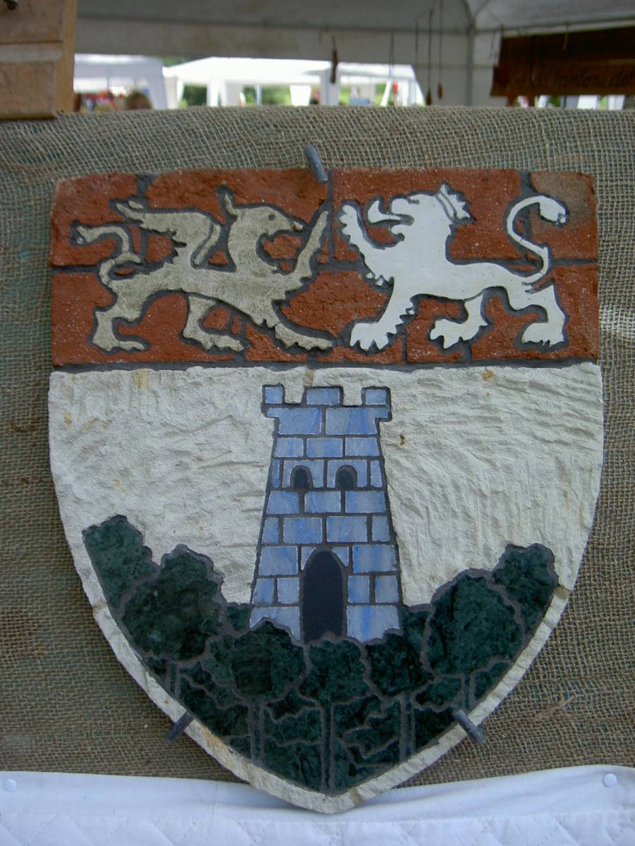 stemma de La Tour de Salvagny Francia